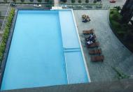 Cho thuê CH Pearl Plaza 56m2, tầng cao, view sông rất đẹp