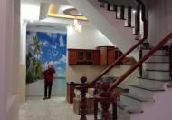Bán nhà riêng tại đường Huỳnh Tấn Phát, Nhà Bè, TP. HCM diện tích 52m2, sân thượng, giá 2.65 tỷ