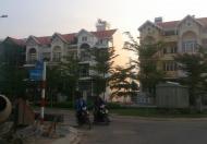 Bán nhà biệt thự, liền kề tại khu đô thị him lam, quận 7, Tp. HCM. 01 hầm, 3 lầu, sổ hồng, 19,5 tỷ