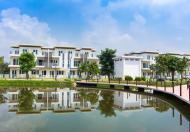 Nhà phố Melosa Khang Điền, thanh toán 30% nhận nhà ở ngay. An ninh 24/7, view 2 mặt sông