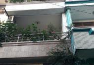 Nhà 3 tấm, 3tỷ3, 4x16m, hẻm 3m, Phạm Văn Chiêu, P.16