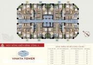 Mở bán chung cư Vinata Tower 289 Khuất Duy Tiến