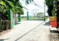 Bán gấp lô đất nền KDC Minh Long, đường 15B nối dài, Huyện Nhà Bè