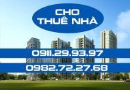 Cho thuê nhà mặt đường Nguyễn Tri Phương, vị trí đắc địa