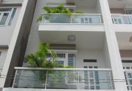 Bán nhà mới xây 2016 hẻm 6m Chu Văn An, P12, Bình Thạnh 4X12m, 3 lầu