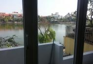 Bán biệt thự liền kề, 2 mặt tiền bờ hồ Văn Quán. Giá 17 tỷ. 0984777890
