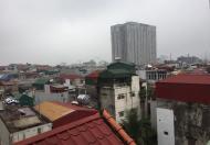 Bán nhà phố Hào Nam, Đống Đa, 28.5 m2 x 6 tầng, mặt tiền 4m, sổ vuông đẹp