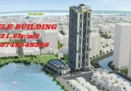 Chung cư Đại Kim Hoàng Mai Smile Building - 21,6 tr/m2 có tới 3 phòng ngủ và 3 mặt view hồ rất đẹp