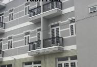Nhà 1 trệt 2 lầu 2 phòng ngủ hẻm 8m, hướng Tây, chính chủ MTG