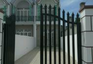 Bán nhà ngay chợ Bình Chánh 1 lầu 3PN, sổ hồng riêng, diện tích 5x23m, giá 500 triệu