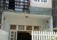 Bán nhà sổ hồng riêng, Huỳnh Tấn Phát, Nhà Bè, DT 4x16m, 1 trệt 1 lầu, gồm 3PN, HXH. Giá 1,85 tỷ