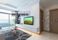 Cho thuê Vinhomes Central Park 3 phòng ngủ nội thất đẹp lầu cao view sông 27.32 triệu/tháng