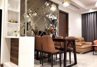 Cho thuê căn hộ Vinhomes Central Park, 72m2, 2 phòng ngủ, full nội thất, 27.04 triệu/tháng