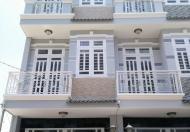 Nhà mới 2 lầu DT 4.2x12m DTSD 151m2 4PN hẻm xe hơi