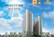 Chung cư 789 Xuân Đỉnh – View đẹp Hồ Tây, giá chỉ 26 triệu/m2