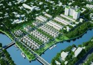 Nhà phố mặt tiền Bùi Văn Ba- Diện tích: 95m2- Gía chỉ 6 tỷ/căn- Ngân hàng hỗ trợ vay tối đa 70%