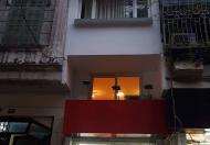 Bán nhà mặt phố cổ Ngũ Xã Ba Đình 37m2, 5 tầng, 9.5 tỷ.