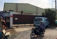 Bán nhà xưởng 1000m2, giá 10 tỷ, đường Nguyễn Thị Tú, P.Bình Hưng Hòa B, Bình Tân, Tp.HCM