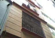 Bán nhà 5 tầng ô tô đỗ cửa ngõ Thông Phong
