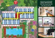 Mở bán 18 căn officetel xanh mát TT tân phú