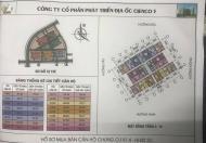 Chung cư giá rẻ, bán căn 1212 Chung cư HH02 2C Thanh Hà Cienco 5