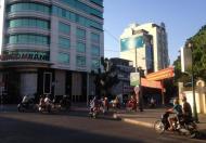 Bán tòa nhà 10 tầng lô góc phố Trần Thái Tông DT 452m Mt 41m.