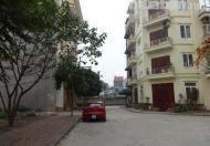 DT 40m2,MT 3.4m Tái định cư Phú Diễn có vỉa hè