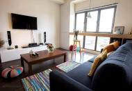 CC cho thuê căn hộ chung cư D'.Le PontD'or 36 Hoàng Cầu, 2PN, đủ đồ, giá 27tr/th, LH: 0964.642466