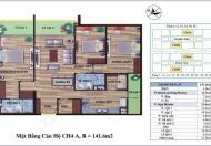 Tôi cần bán căn hộ CT4- Vimeco 3A, 4A tầng 20 Vimeco CT4