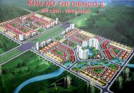 Bán đất biệt thự Cienco 5 Mê Linh, DT 300m2 và 375m2, 400m2 gần hồ, giá rẻ