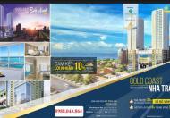 Condotel Gold Coast Nha Trang view biển 100% sổ hồng vĩnh viễn đầu tư siêu lợi nhuận