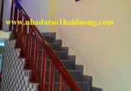 Cần bán nhà 2.5 tầng ngõ Đức Minh, Hải Dương, giá bán 890 triệu