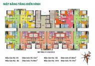Bán căn hộ Deport Metro Tower, ngã 4 Thủ Đức, chỉ với 1,2 tỷ, 63m2, 2PN, 2WC, tặng nội thất