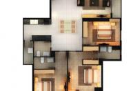 Cho thuê căn hộ An Phú 2, Block A mới, lầu 22