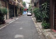 Bán gấp, phân lô phố Quỳnh Mai 60m2, giá 5.2 tỷ, ô tô đỗ cửa, vào nhà