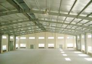 Cho thuê kho bãi, đất nền, xưởng DT 300-1000m2