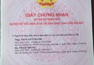 Cần bán gấp đất HXH Phan Văn Trị, P.5, Gò Vấp. Diên tích: 4 x 16m