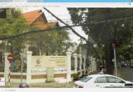 Bán biệt thự 2 mặt tiền 68 Trần Quốc Thảo và 173 Võ Thị Sáu phường 7, quận 3