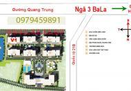 Nhà ở xã hội The Vesta tại Hà Đông, DT từ 55m2-65m2-69m2 từ 2-3PN, đã có nhà mẫu từng căn