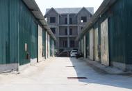 Cho thuê kho xưởng 390m2 tại Phạm Hùng- Nam Từ Liêm