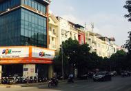 Cho thuê nhà mặt phố Nguyễn Khả Trạc có 2 mặt tiền cực đẹp kinh doanh làm văn phòng
