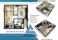 Bán căn hộ giá siêu hấp dẫn 580tr/căn, thanh toán 30% nhận nhà