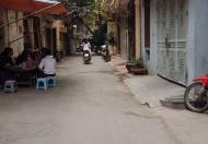 Hà Nội, có nhà giá rẻ 30m2, giá 1.999 tỷ, ngõ Trung Tả phố Khâm Thiên
