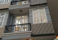 Cần tiền bán gấp nhà MT hẻm Huỳnh Tấn Phát, TT Nhà Bè, vị trí đẹp, 2 tầng, DT 4mx16m. Giá 3.05 tỷ
