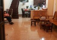 Cho thuê nhà riêng Phạm Tuấn Tài, diện tích 45 m2 x 4 tầng, ngõ ngõ phân lô tiện làm VP