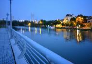 Biệt thự ven sông 123m2 giá 7,1 tỷ, liền kề quận 1, LH 0909308066