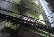 Cần bán gấp nhà ngõ 97 Văn Cao, 46 m2 x 5 tầng, mặt tiền 4.6m, giá 5.5 tỷ