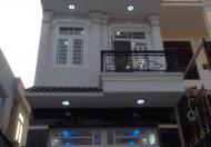Bán nhà hoàn thiện (4,2x13)m 2,75 tỷ ngay thị trấn Nhà Bè đường Dương Cát Lợi