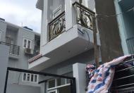 Bán nhà mới quận 7, hẻm 1135 Huỳnh Tấn Phát, Phú Thuận, DT4x16m, 1 trệt 1 lầu. Giá 2,25 tỷ