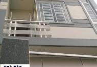Nhà 3 tầng mới, 50m2, có sân cổng, ô tô đỗ cửa, gần đường Thiên Lôi, chỉ 1,45 tỷ có thỏa thuận